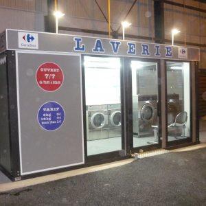 Laverie Libre Service St Affrique Wash N Dry