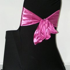 Gold Chair Covers With Black Sash Used Hanging For Sale Wedding Cover Hire Linen Tasmania Wash N Tumble Coloured Sashes