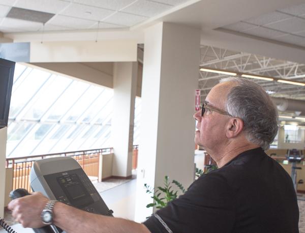 WCC trustee Stephen J. Gill
