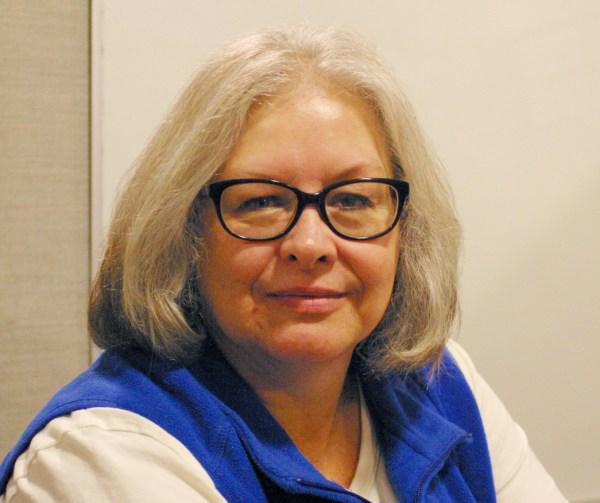 Portrait of Jo Myers-Dickinson