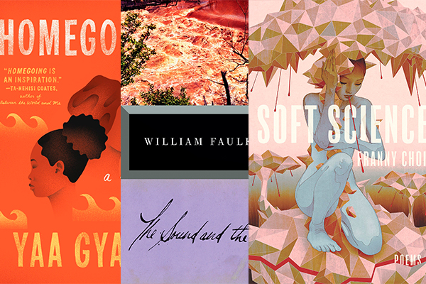 Selected recommendations for summer reading.