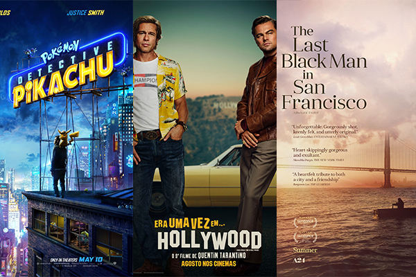 Summer movies posters