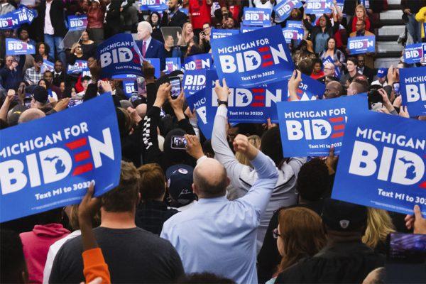Biden Talks Unity Beating Trump At Detroit Rally The Washtenaw Voice