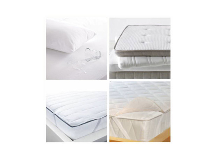 Bed Sheet Factory 100 Waterproof Padded Mattress Protector