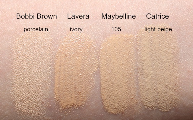 Maybelline 105 Me Fit Foundation