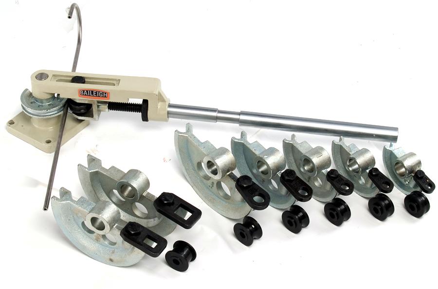 Baileigh RDB25 Tube Bender professional manual tube bender from Wasp supplies ltd Luton