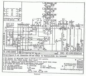 Stromlaufplan T4