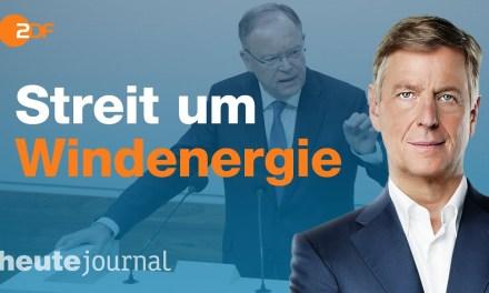 Heute Journal: Streit um Windenergie