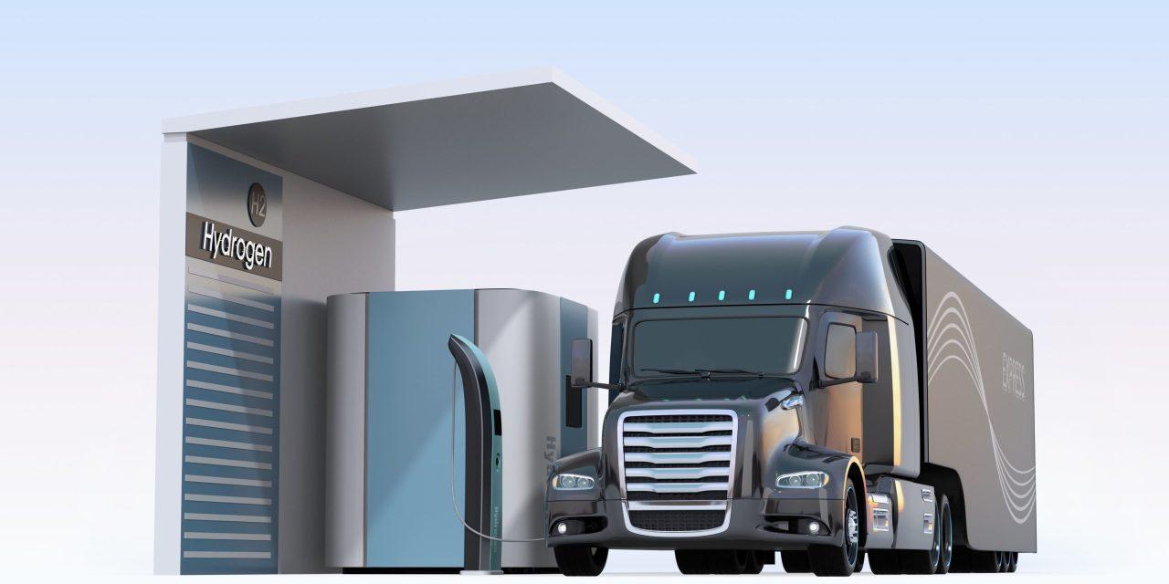 Die Entwicklung für die Brennstoffzelle in Lkw nimmt ordentlich Fahrt auf