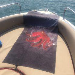 towel Octopus