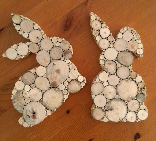Hasen Dekoration Ostern