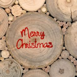 Herz Merry Christmas