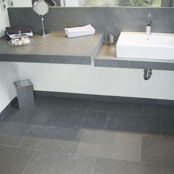 GroBartig Badezimmer Fliesen Grau Weiß