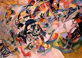 Wassily Kandinsky. Composition VII, 1913