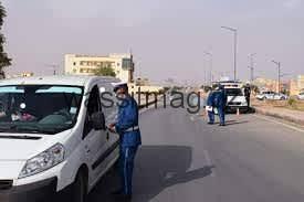 امن ولاية تبسة تكثف من عمليات التوعية والتحسيس في اطار الحملة الوطنية للوقاية من حوادث المرور