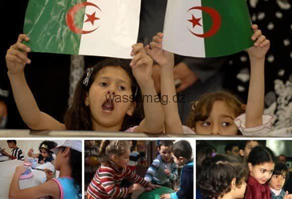 اليوم العالمي للطفولة: المجلس الوطني لحقوق الإنسان يوصي بتعزيز مكتسبات الطفولة في الجزائر