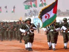 جيش التحرير الصحراوي يقصف مواقع لقوات الاحتلال المغربي