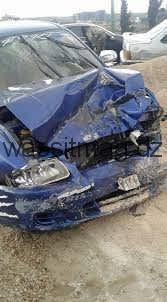 سعيدة :حادث أليم يودي 3 ضحايا ببلديةسيدي حمد 