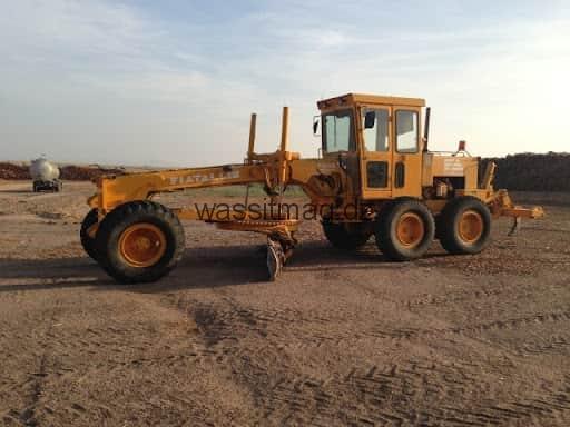 الدرك الوطني ببجاية يتمكن من حجز جرافة وشاحنة تستعملان في تهيئة وتسطيح الأرض بدون رخصة ؛
