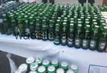 الفرقة المتنقلة للشرطة القضائية بسيدي عيسى تحجز كمية من المشروبات الكحولية