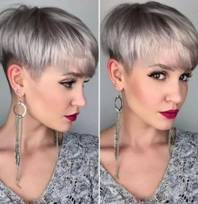54 Cream Blonde Hair Color Ideas for Short Haircuts in Spring 2019