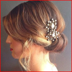 Best Short Hairstyles for Bridesmaids