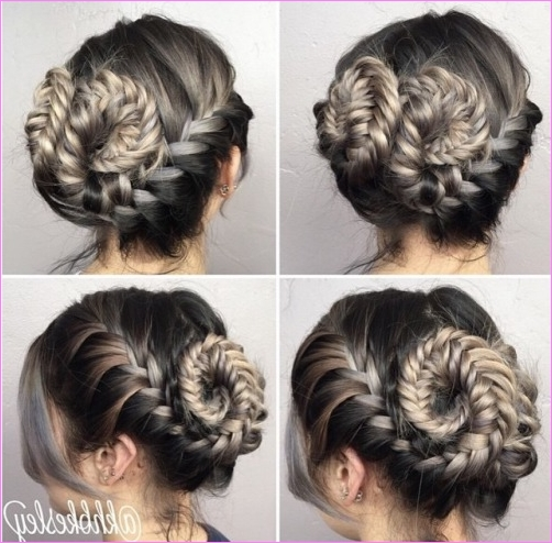 Wedding Hairstyles for Short Hair Updos