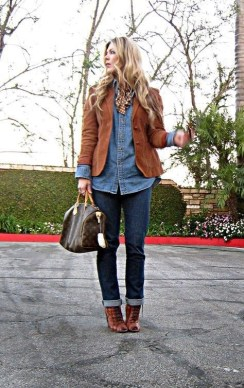 30 Stunning Casual Work Outfit For Summer and Spring (15)