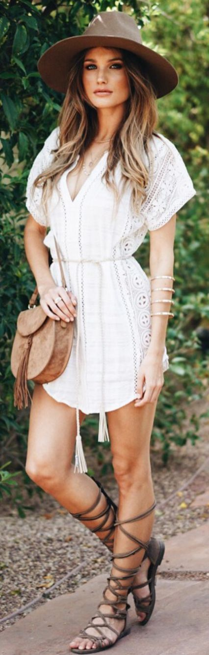 35 Adorable Bohemian Fashion Styles For Spring Summer (10)