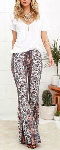 35 Adorable Bohemian Fashion Styles For Spring Summer (13)