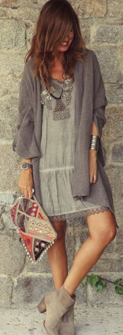 35 Adorable Bohemian Fashion Styles For Spring Summer (17)