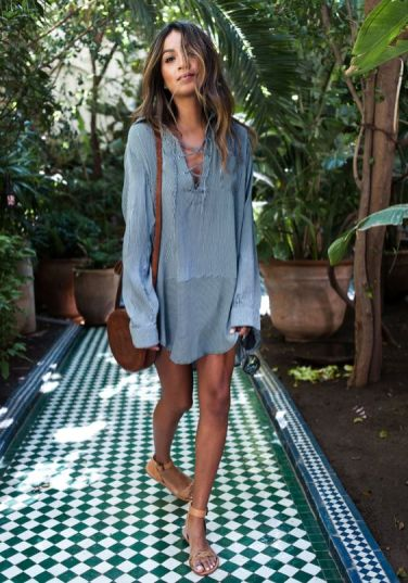 35 Adorable Bohemian Fashion Styles For Spring Summer (20)
