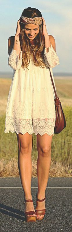 35 Adorable Bohemian Fashion Styles For Spring Summer (24)