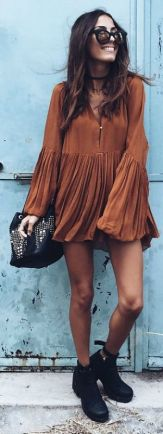 35 Adorable Bohemian Fashion Styles For Spring Summer (32)