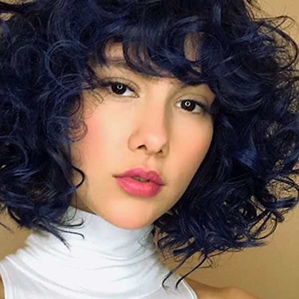 Short Cuts For Thick Curly Hair