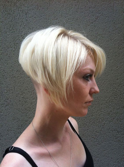 Short Blonde Bob Hairstyles-7