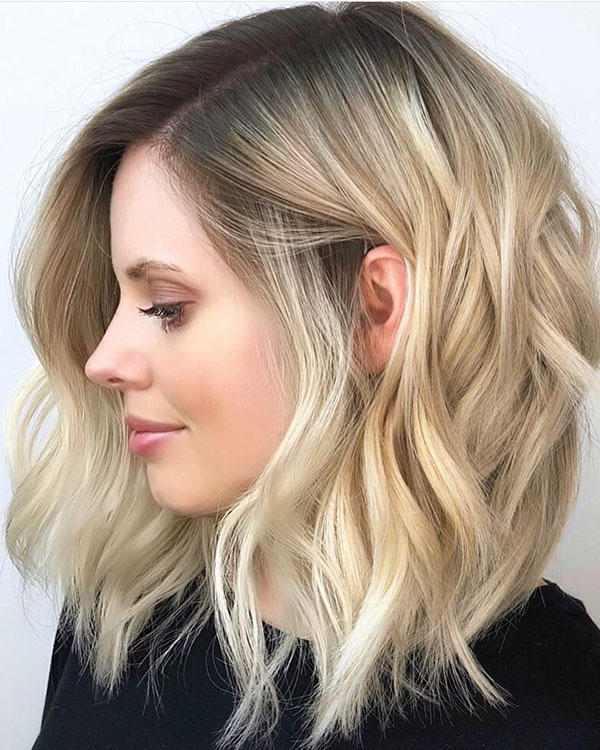 Short Dark Blonde Hair