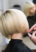 Various Short Blonde Bob Hairstyles