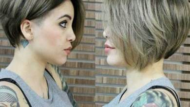 Short Haircuts for Straight Thin Hair