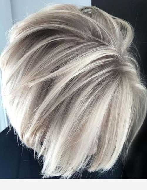 Short Haircuts for Women with Thick Natural Hair -6