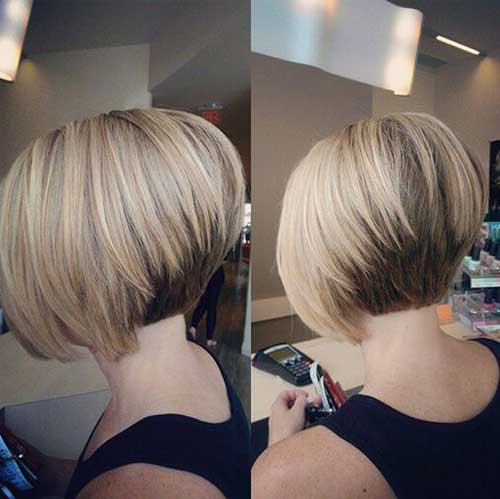 Short Hairstyles for Fine Straight Hair-12