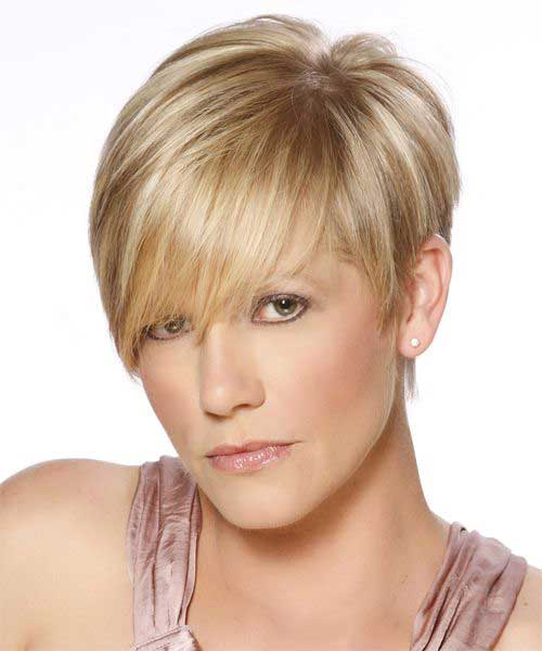 Short Haircuts for Straight Hair-11