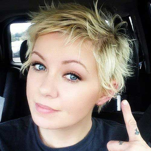 Short Haircuts for Fine Straight Hair-12