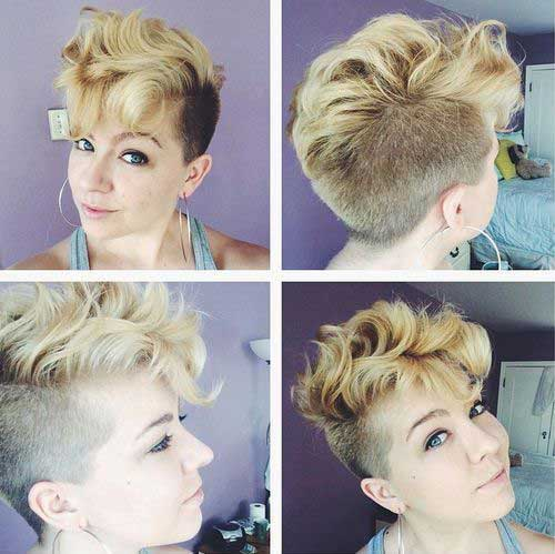 Trendy Short Haircuts-9