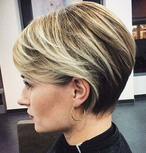 Pixie cuts for older women with thin hair