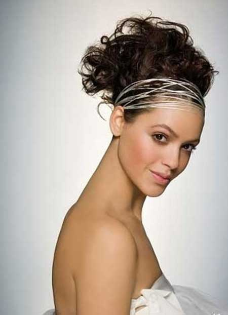 20 Short Hairstyles for Brides_7