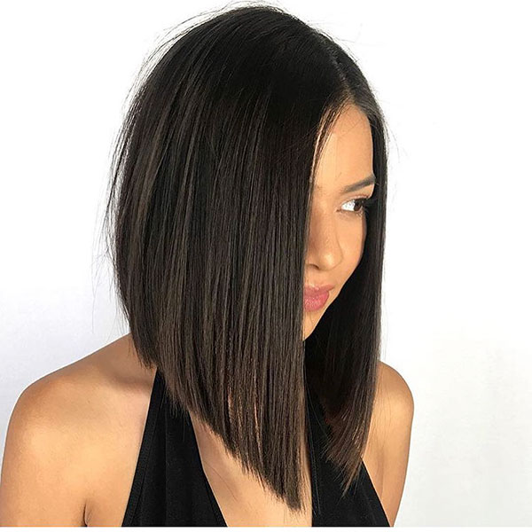 Asymmetrical Bob Haircuts 2019