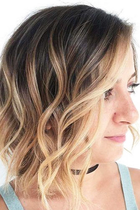 Ideas Color Balayage Very