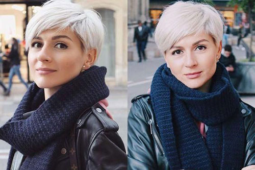 Long Pixie Cuts for Round Faces-6