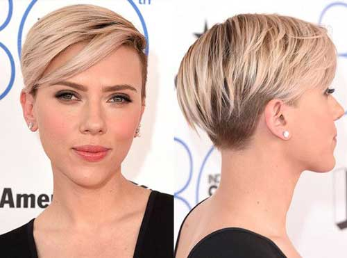 Trendy Short Hairstyles 2016-19
